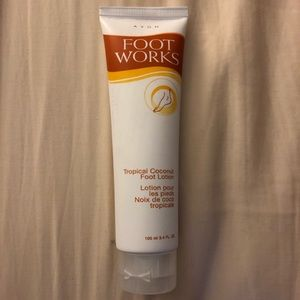 Other - Foot works foot lotion